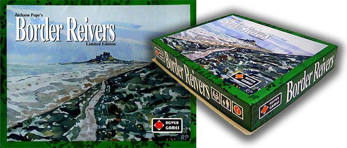 border reivers board game