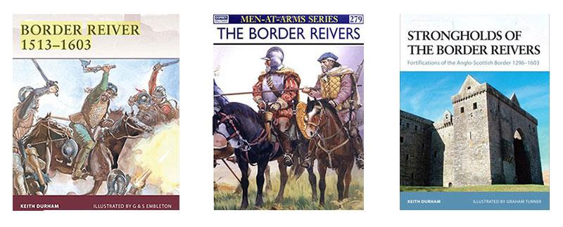 border reivers books